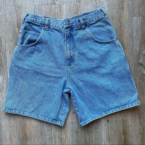 BUGLE BOY Mens Denim Carpenter Jean Shorts
